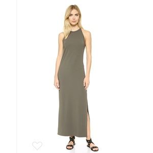Theory Sonaki Maxi Dress